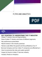 IT,ITES and Analytics