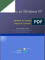 Interface do Windows XP