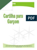 Cartilha Garçom
