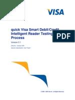 QVSDC IRWIN Testing Process