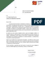 "Escrito remitido por empresarios de Leganés. ""Juzguen ustedes mismos"""