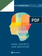 Mind - Society and Behaviour