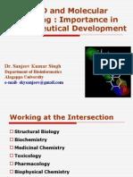 CADD and Molecular Modeling