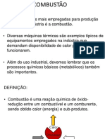COMBUSTÃO