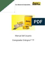 Manual Tt de cerco electrico