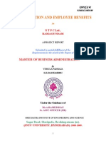 EMPLYEE BENIFITS.doc