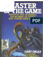 Gary Gygax - Master of the Game