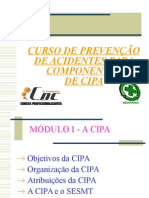 Apostila de CIPA Atualizada