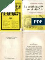 Dobonov, Constantin - La Combinación en El Ajedrez (OCR 600 Ppp - Gardesa)
