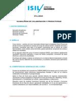 Syllabus TCP 2015-00