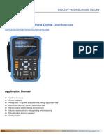 SHS800 Series DataSheet(V1.1)