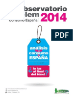 Cetelem Observatorio Consumo 2014, Sector reformas