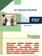 Permainan (Games) Edukatif
