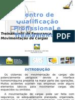 Apresentação Inicial de Movimentação de Cargas