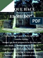 EL_MIEDO.ppt