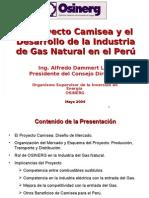 Alfredo Dammert Peru 26 Maio 10hl