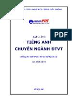 Tieng Anh Chuyen Nganh DTVT