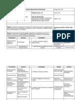 Caracterizacion Del Proceso GH