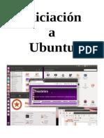 Iniciación Ubuntu
