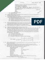 Question Paper-Design of Heat Exchangers Sem II-June 2009