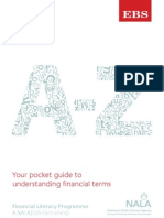 A-Z Pocket Guide to Financial Terms