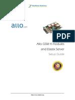 Allo GSM Interface Card Setup Guide