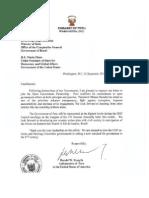 Carta de intension AGA PERU