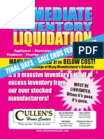 Cullens Liquidation Sale