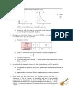 Ficha Funções