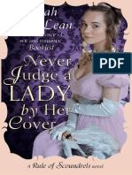 Never Judge a Lady By Her Cover by Sarah MacLean - Chapter One