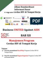 Bab XII Managemen Program Cerdas HIV
