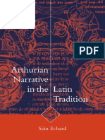 (Cambridge Studies in Medieval Literature (No. 36)) Si&Acirc_n Echard-Arthurian Narrative in the Latin Tradition (Cambridge Studies in Medieval Literature (No. 36))-Cambridge University Press (1998)