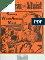 American Atheist Magazine Feb 1981