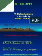 UFPA Eletrodinâmica Modelo Padrão