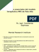 Elementos Esenciales Del Modelo Terapéutico MRI de Palo (1)