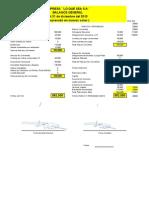 Formula General Para Elaborar Las Notas a Los Eeff o Anexos a Los Eeff 2013 Hoy 01-07-2013