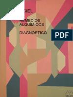 Agiel - Remedios Alquimicos Diagnostico
