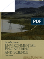 Ch. 1 Enviromental Engineering