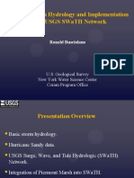 Regional Storm Hydrology and Implementation of the USGS SWaTH Network