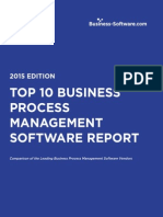 Top 10 Business Process Management