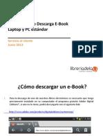 Procedimiento Descarga E Book