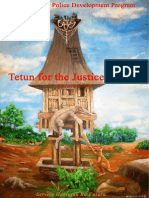 Tetun for Justice