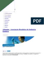 Abiquim - A Indústria Química