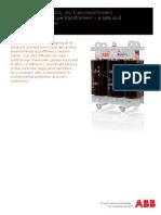 1LDE000122 en Data Sheeet EcoDry Transformers