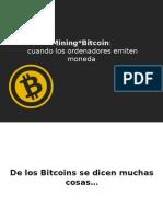 proyecto Bitcoin
