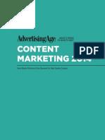 Ad Age Content Marketing