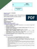 Fisa Post Consilier Ru