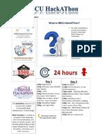 2014 Hackathon Report