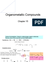 Chap 15 Organometallic Compounds
