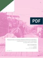 Produção Social do Espaço Urbano na periferia da metrópole